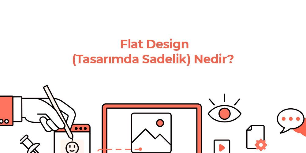 Flat Design Nedir