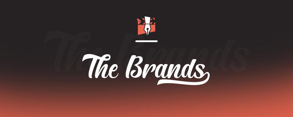 The Brands Yazı Fontu