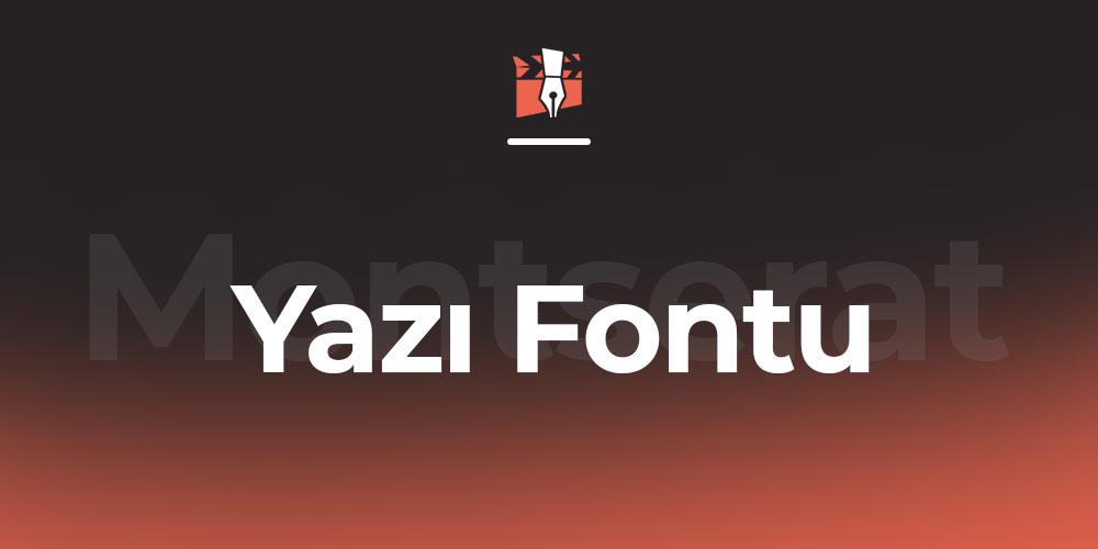Yazı Fontunun Tipografideki Önemi